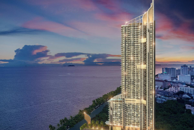 Dusit Tower Jomtien Pattaya
