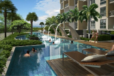 Water Park Condominium