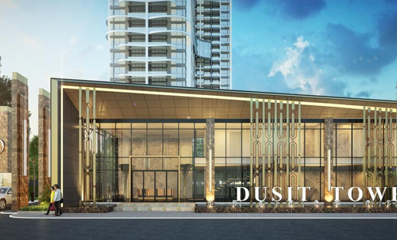 Dusit Tower Jomtien Pattaya 402